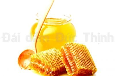 tác dụng của mật ong trong đông y