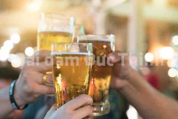 Rượu bia không tốt cho sức khỏe, Tiểu buốt, Tiểu buốt ở nam giới, tiểu buốt ở nữ giới, tiểu buốt tiểu rắt, tiểu buốt nhiều lần