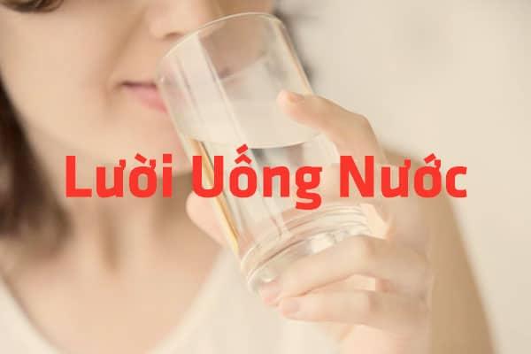 Lười uống nước, Tiểu buốt tiểu rắt, Bệnh tiểu buốt tiểu rắt, Điều trị tiểu buốt tiểu rắt, Nguyên nhân tiểu buốt tiểu rắt, Triệu chứng tiểu buốt tiểu rắt, Tiểu buốt tiểu rắt là bệnh gì