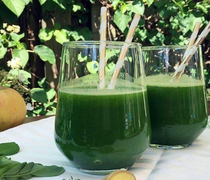 Uống nước ép rau ngót liên tiếp trong khoảng 3 - 4 ngày tình trạng đái dầm sẽ thuyên giảm