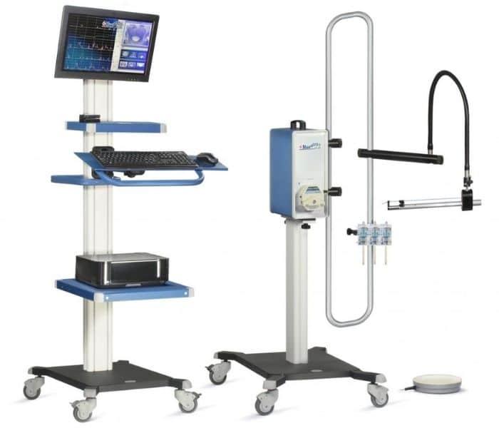 Hệ thống đo niệu động học chẩn đoán rối loạn tiểu tiện ở trẻ em