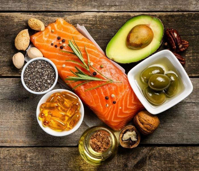 Chế độ ăn giàu omega - 3 giúp làm giảm viêm trong bệnh u xơ tuyến tiền liệt
