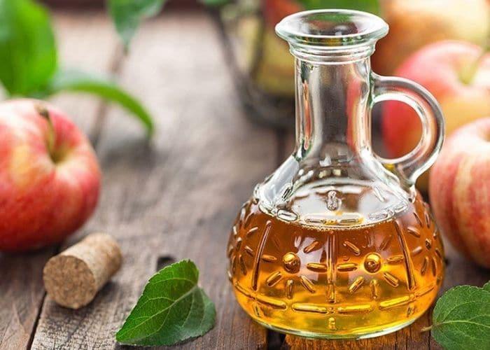 Lưu ý khi sử dụng mật ong và giấm táo