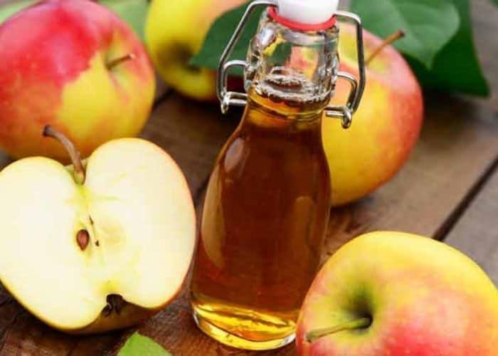 Công dụng của giấm táo và mật ong